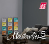 Cover of the wallpaper collection Meistervlies 5 by A.S Création