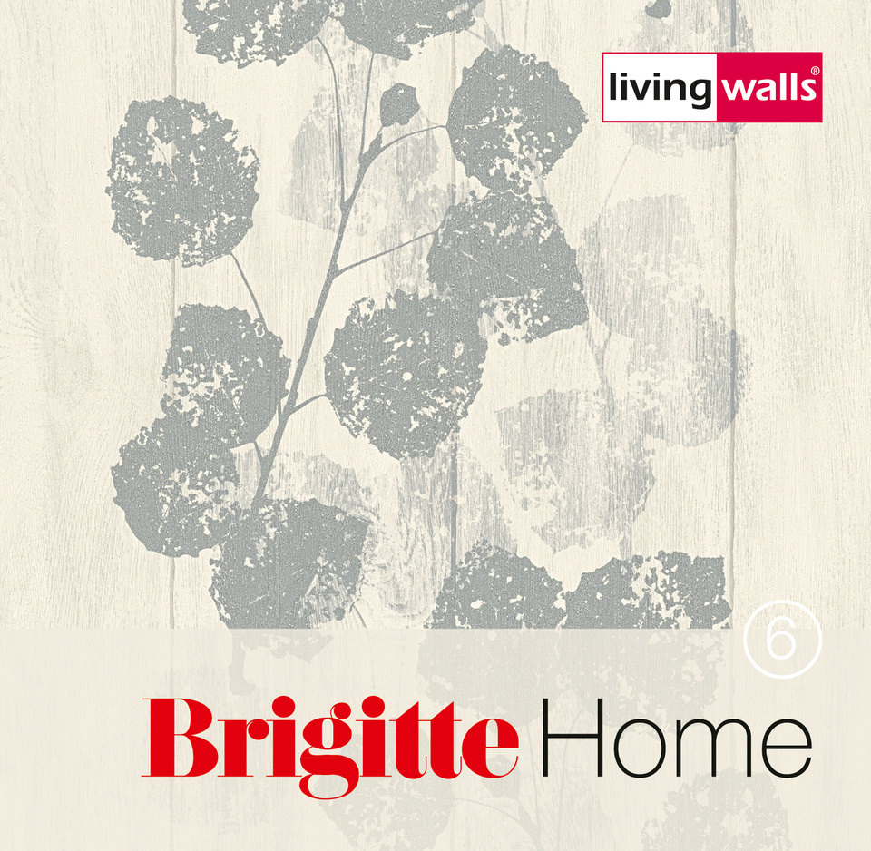 Cover For The Wallpaper Collection Brigitte 6, A.S. Creation