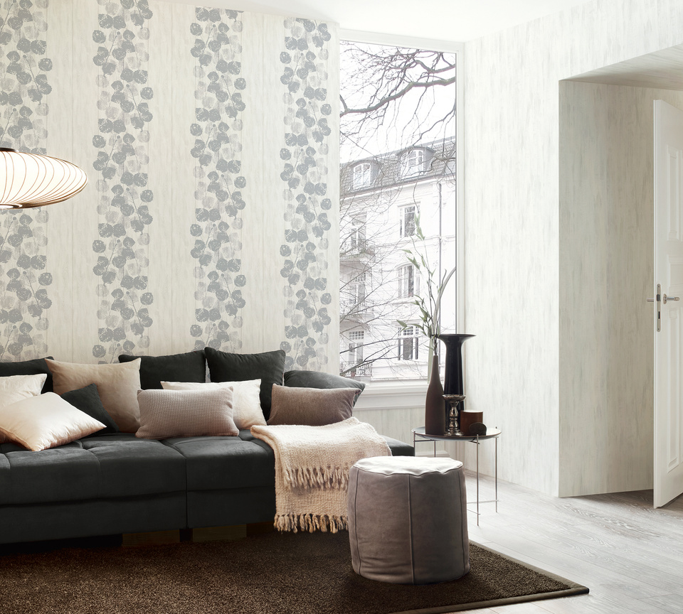 Interior View Of The Wallpaper Collection