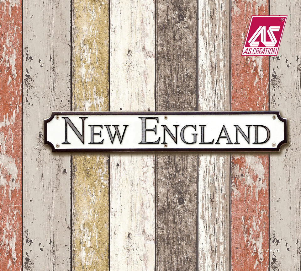 new england tapet