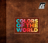 "Cover of the wallpaper collection ""Colors of the World"" by A.S. Création"