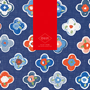 """Cover for the wallpaper collection """"Oilily Home"""", A.S. Création Tapeten AG"""