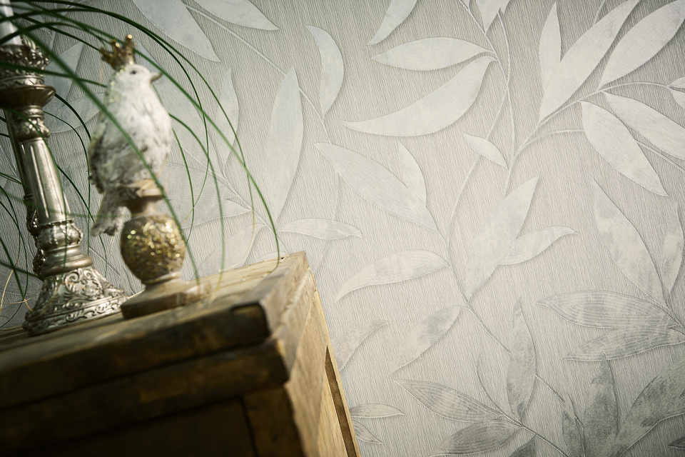 Interior View Of The Wallpaper Collection Siena A S Création Tapeten Ag