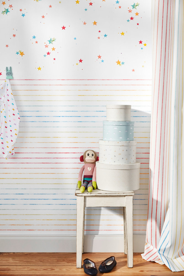 Room Picture From The Esprit Kids  Wallpaper Collection By A S Creation