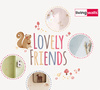 "A.S. Création Tapeten AG的 ""Lovely Friends"" 壁纸系列封面"