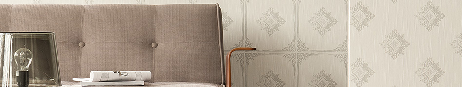 Tessuto No. 2 – Classic fabric wallpaper meets modern designs