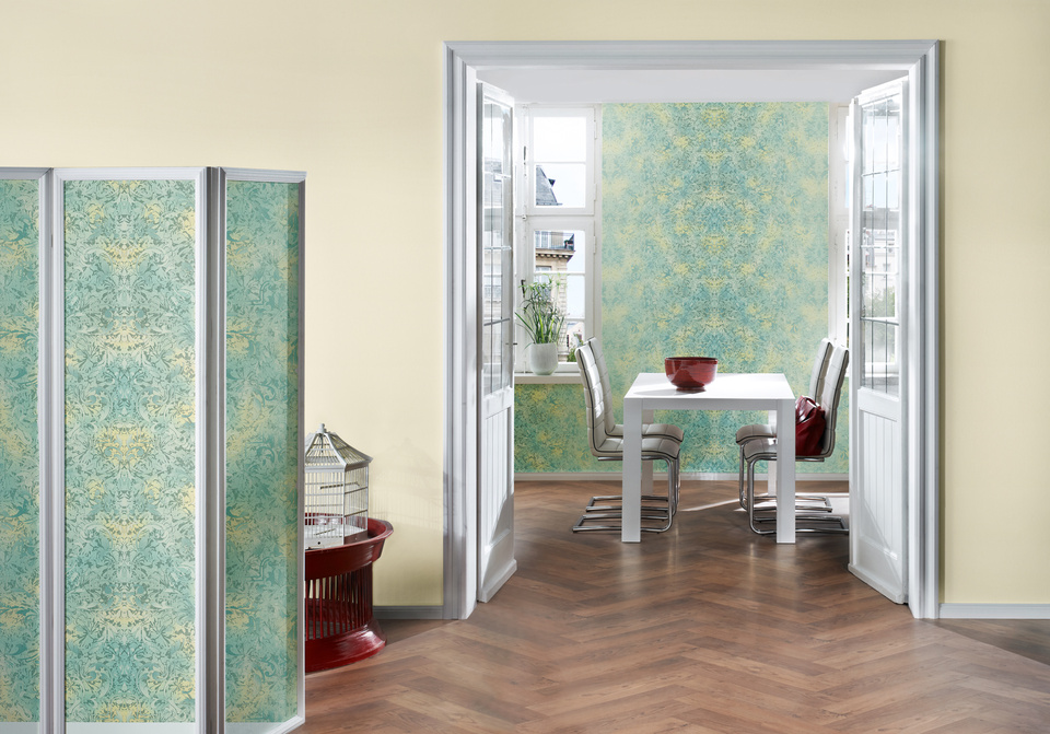 3. Interior View Of The Wallpaper Collection U201cMix It Upu201d, A.S. Création