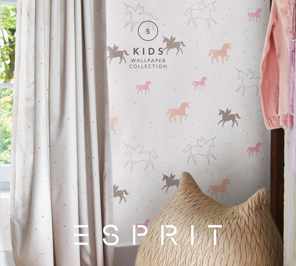 Esprit Kids 5 A S Creation Tapeten Ag