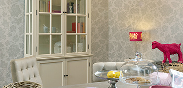 "Interior view of the wallpaper collection ""Elegance 3"", A.S. Création Tapeten AG"