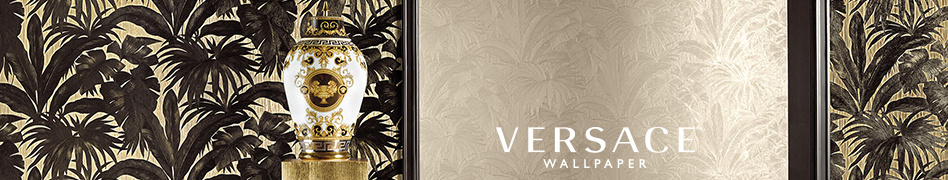 "Interior view of the wallpaper collection ""Versace home 2"", A.S. Création Tapeten AG"