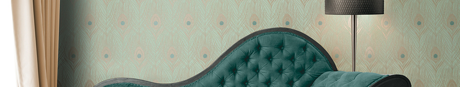 """Cover for the wallpaper collection """"ABsolutely Chic"""", A.S. Création Tapeten AG"""