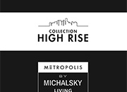 Cover for the wallpaper collection Michalsky High Rise, A.S. Création