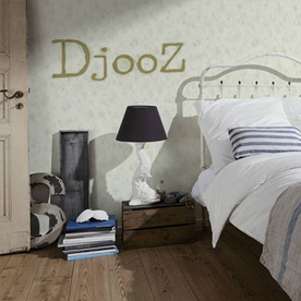 "Room picture from the modern wallpaper collection ""Djooz 2"" by A.S. Création"