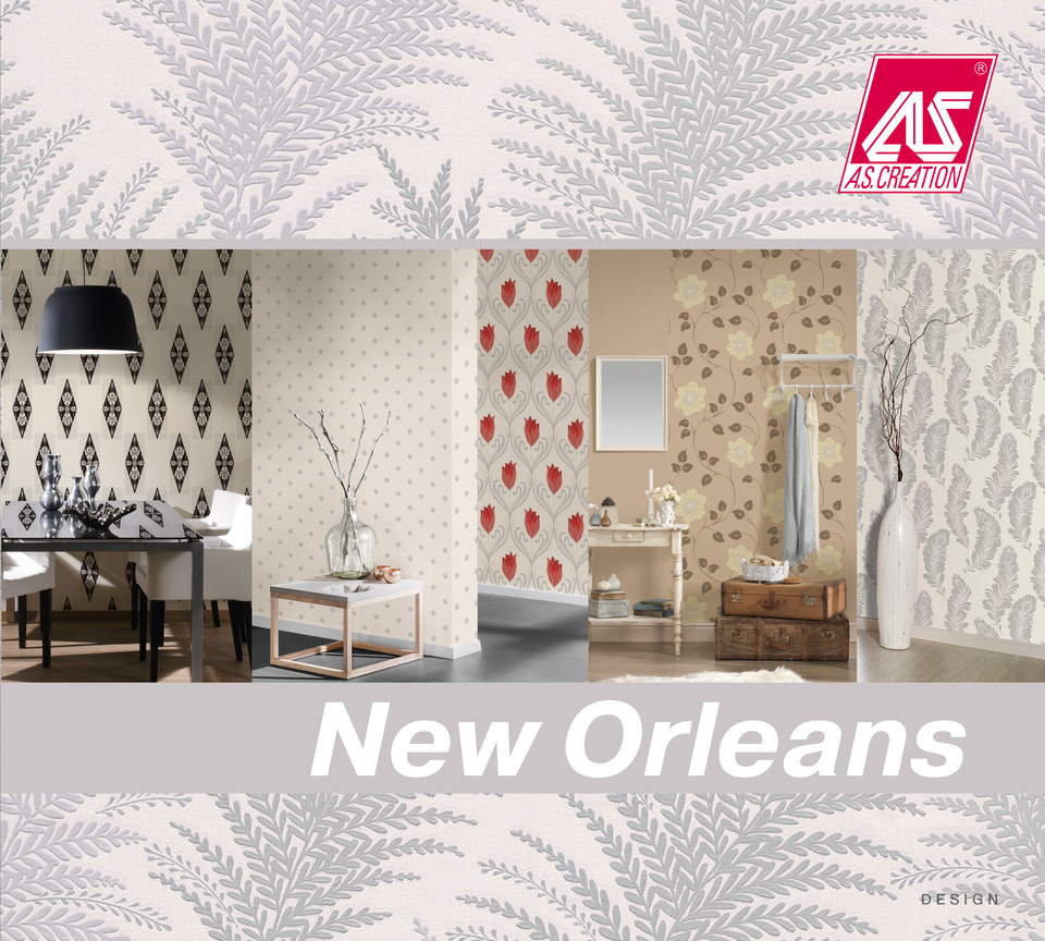 new orleans a s cr ation tapeten ag. Black Bedroom Furniture Sets. Home Design Ideas