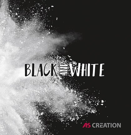 Black White 4 A S Creation Tapeten Ag