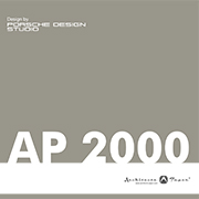 AP2000 - Porsche Tapeten by Porsche Design Studio and Architects Paper