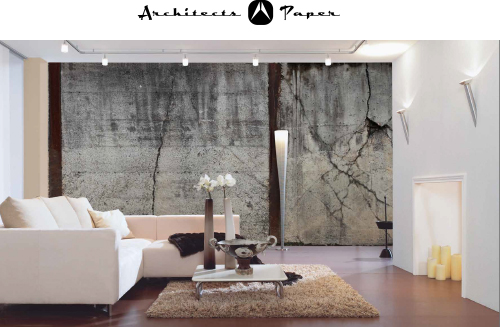 interior view 13 of the wallpaper collection ap digital as cration - Modern Tapeten