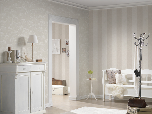 Interior View 3 Of The Wallpaper Collection Memory 2 A S Création