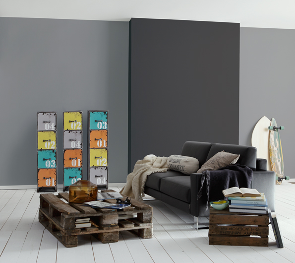 meistervlies die glatte wand a s cr ation tapeten ag. Black Bedroom Furniture Sets. Home Design Ideas