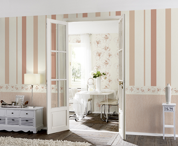 Interior View  Of The Wallpaper Collection Jette  A S Creation Tapeten Ag