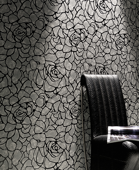 ... view 6 of the wallpaper collection Flock 4, A.S. Création Tapeten AG