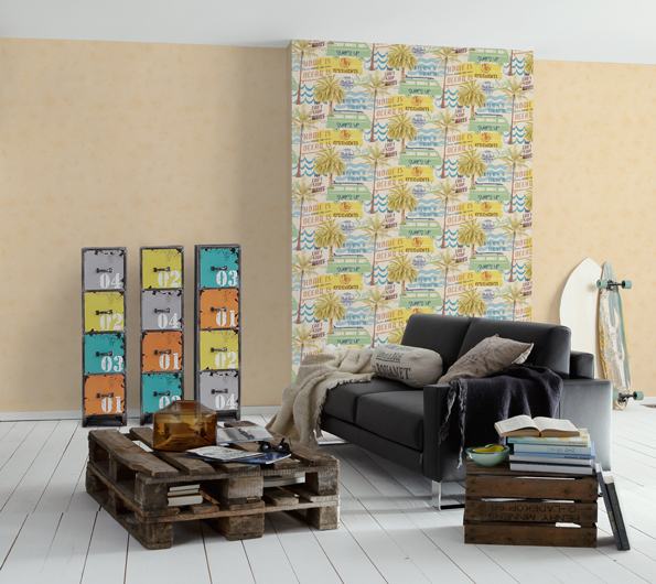 3 Interior View Of The Wallpaper Collection Boys Girls 5 AS Creation