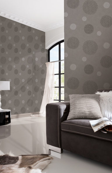 Interior View 2 Of The Wallpaper Collection Life 3 A S Création Tapeten Ag