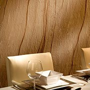 Interior view of the wallpaper collection Stoneplex, A.S. Création